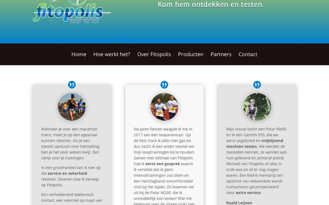 Fitopolis: Test to Fit