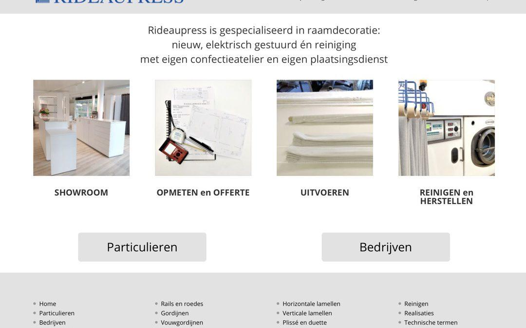 Rideaupress: Uw speciaalzaak voor raamdecoratie