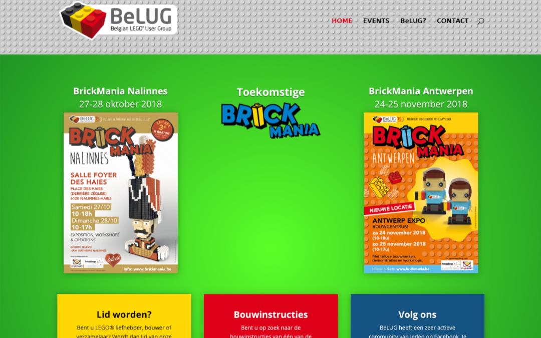 BeLUG: Belgian LEGO® User Group