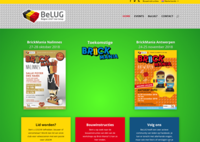 BeLUG: Belgian LEGO® User Group