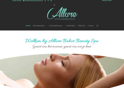 Allure Babor Beauty Spa
