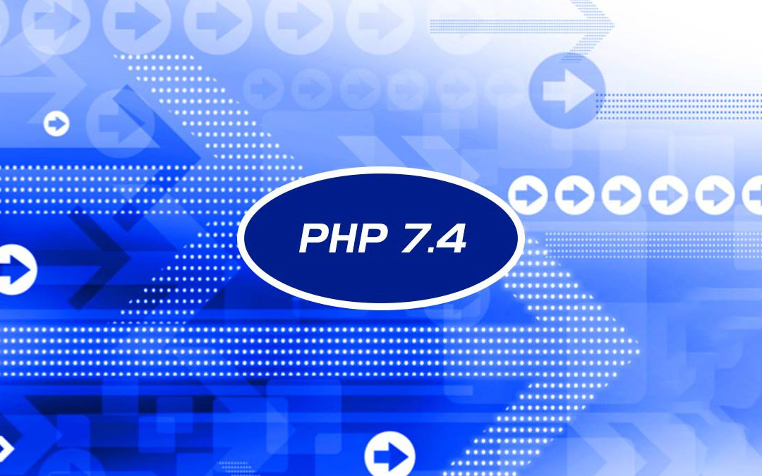 PHP 7.4 beschikbaar op onze hosting