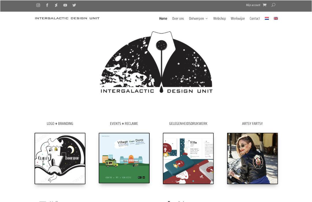 Intergalactic Design Unit