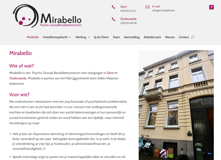 Revalidatiecentrum Mirabello