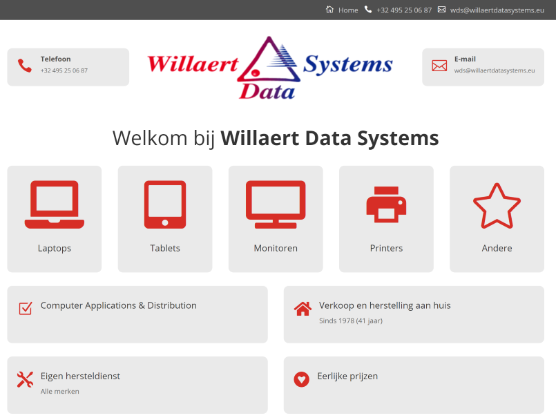 Willaert Data Systems